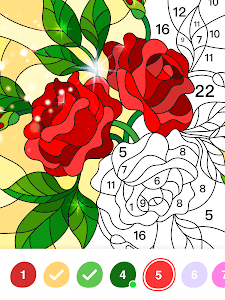 screenshot of No.Paint - Relaxing Coloring games version 2.0.6