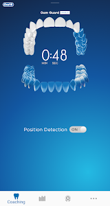 screenshot of Oral-B version 7.2.1