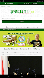 screenshot of Oyeke Siti version 1.0.0
