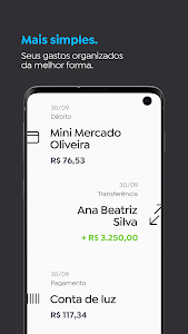 screenshot of Banco PAN - conta digital com cartão de crédito version 2.11.8