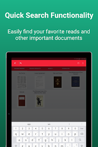 screenshot of PDF Viewer & Book Reader version 2.7.23
