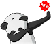 Download \ud83d\udc3c Funny Panda Stickers WAStickerApps 2.3.0 APK