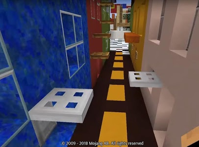 screenshot of Parkour Maps for Minecraft PE version 1.15.73
