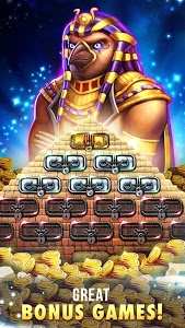 screenshot of Slots™ - Pharaoh's adventure version 2.8.3119