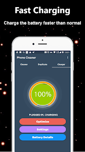 screenshot of Phone Cleaner - Clean my Android & Fast Charging version 1.0.15
