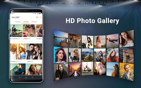 screenshot of Photo Gallery & Album version 2.3.3