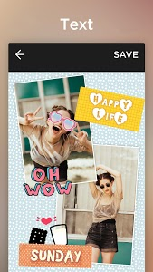 screenshot of Pic Collage Maker, Photo Editor - FotoCollage version 4.2.2