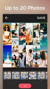 screenshot of Pic Collage Maker, Photo Editor - Foto Collage version 2.17.3