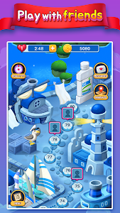screenshot of Pin-up Match 3 Puzzle Game version 1.13.0