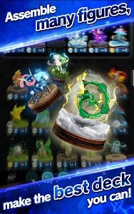 screenshot of Pokémon Duel version 7.0.16