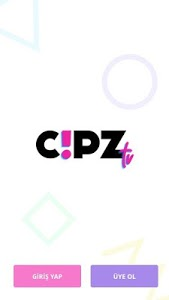 screenshot of Cipz TV version 3.0