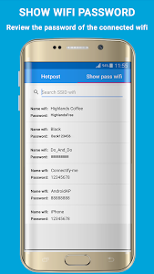 screenshot of Wifi Hotspot Free - Portable Wifi Hotspot version 1.3.2