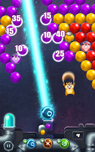screenshot of Power Pop Bubbles 2 version 2.3