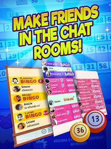 screenshot of Praia Bingo + VideoBingo Free version 25.27