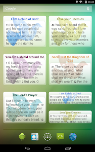 screenshot of Prayers & Blessings Daily version 4.2.4
