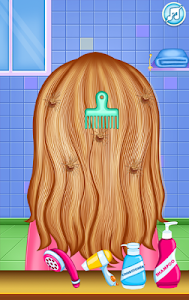 screenshot of Princess Beauty Salon Care - Fashion maker version 1.0.0