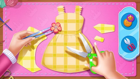 screenshot of Princess Tailor Shop - Kids Clothes Maker version 2.2.3952