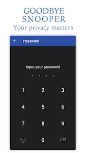 screenshot of Privacy Messenger - Private SMS messages, Call app version 5.2.4