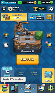 screenshot of Pro Cheat For Clash Royale version 1.0