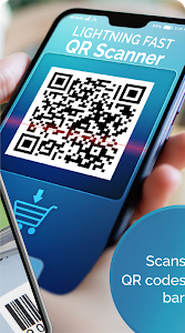 screenshot of FREE FOREVER👍QR Scanner Pro: QR Scanner & Reader version 0.124.2