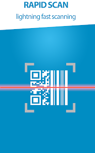 screenshot of Ad Free)QR Scanner for Android version 0.23