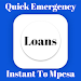 Download Quick Emergency Loans To Mpesa,fast Loans,Instant 3.2.3 APK