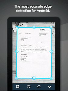 screenshot of Quick PDF Scanner FREE - Scan to PDF version Varies with device