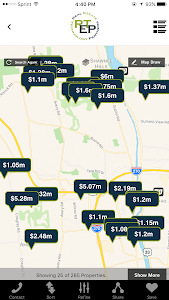 screenshot of RETP Ohio Real Estate version 5.800.65