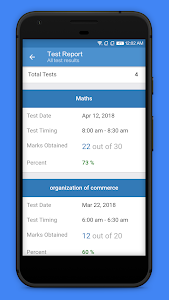 screenshot of RTA Students & Parents For Coaching Classes version 1.5