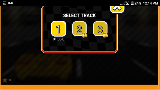 screenshot of Racing game 5 version 1.0