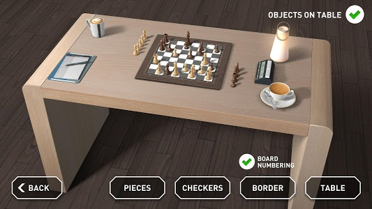 screenshot of Real Chess 3D FREE version 1.0