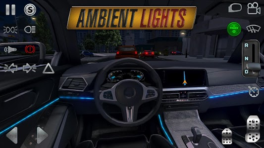 screenshot of Real Driving Sim version 3.7