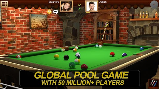 screenshot of Real Pool 3D - 2019 Hot 8 Ball And Snooker Game version 2.6.2