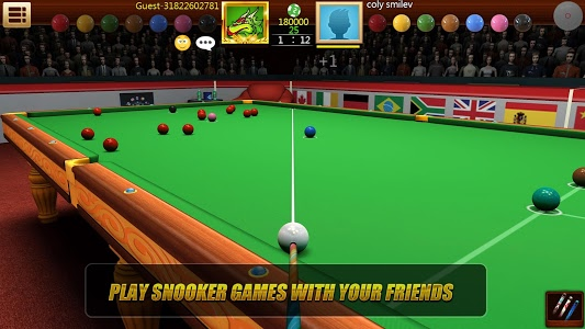 screenshot of Real Pool 3D - Play Online in 8 Ball Pool version 2.0.7
