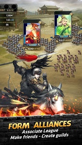 screenshot of Reign Of Warlords - 3 Kingdoms version 1.1.5150