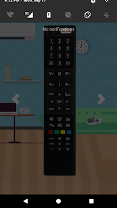 screenshot of Remote Control For JVC TV version 8.8.4
