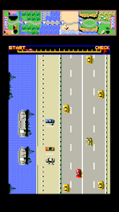 screenshot of Road Fighter: Classic version 1.0.2