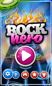 screenshot of Rock Hero version 1.32
