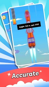 screenshot of Rocket Master: Shooting! version 1.0.5