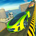 Roof Jumping Car City Driving Simulator