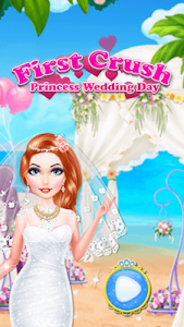 screenshot of Royal Princess Wedding Dress up Games version 1.0.0