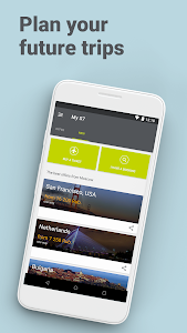 screenshot of S7 Airlines version 3.1.7