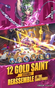 screenshot of Saint Seiya : Awakening version 1.6.39.35