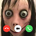 Download Scary MOMO horror creapy voice and video call 2.0 APK