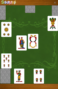 screenshot of Scopa! version Varies with device