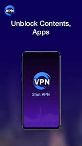 screenshot of Shot VPN - Free VPN Proxy version 1.4.0