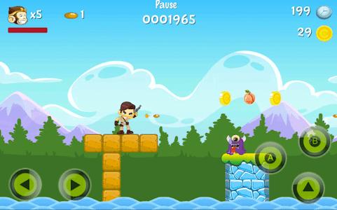 screenshot of Simba Monkey version 1.0
