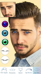 screenshot of Smarty : Man editor app & background changer version 1.9