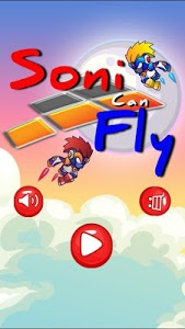 screenshot of Soni Can Fly Game Free version 1