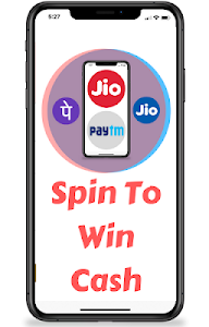 screenshot of Spin Recharge - Mobile Recharge spin & Spin Cash version 13.00